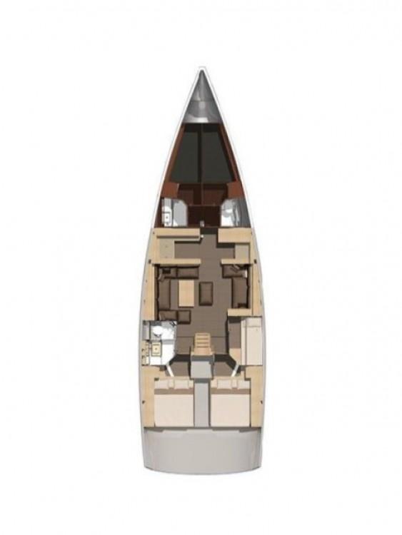 Rental yacht Trogir - Dufour Dufour 512 Grand Large on SamBoat