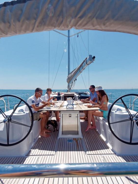 Boat rental Dufour Dufour 512 Grand Large in Trogir on Samboat