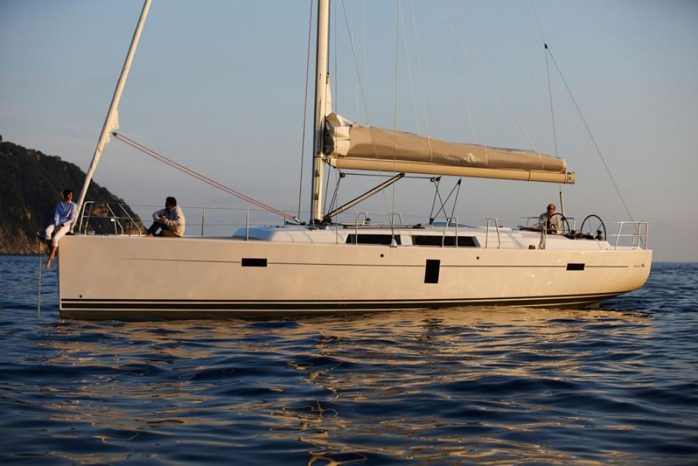 Boat rental Hanse Hanse 445 in  on Samboat