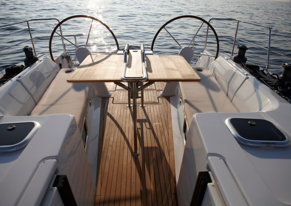 Rental yacht  - Hanse Hanse 445 on SamBoat
