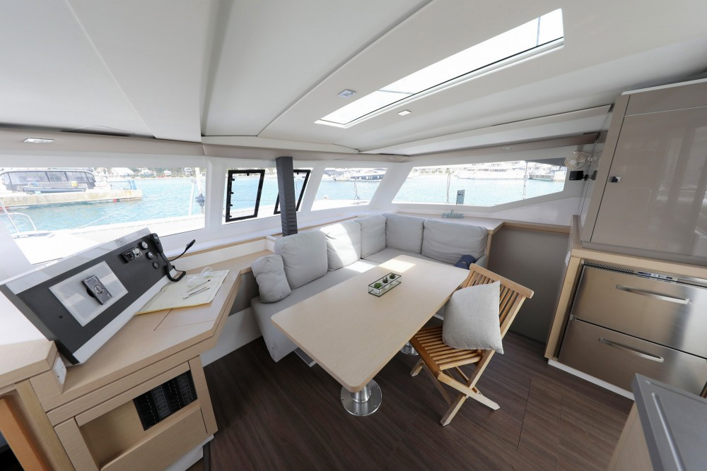 Rental yacht Općina Sukošan - Fountaine Pajot Lucia 40 on SamBoat