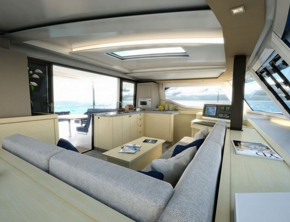 Rental yacht Trogir - Fountaine Pajot Lucia 40 on SamBoat