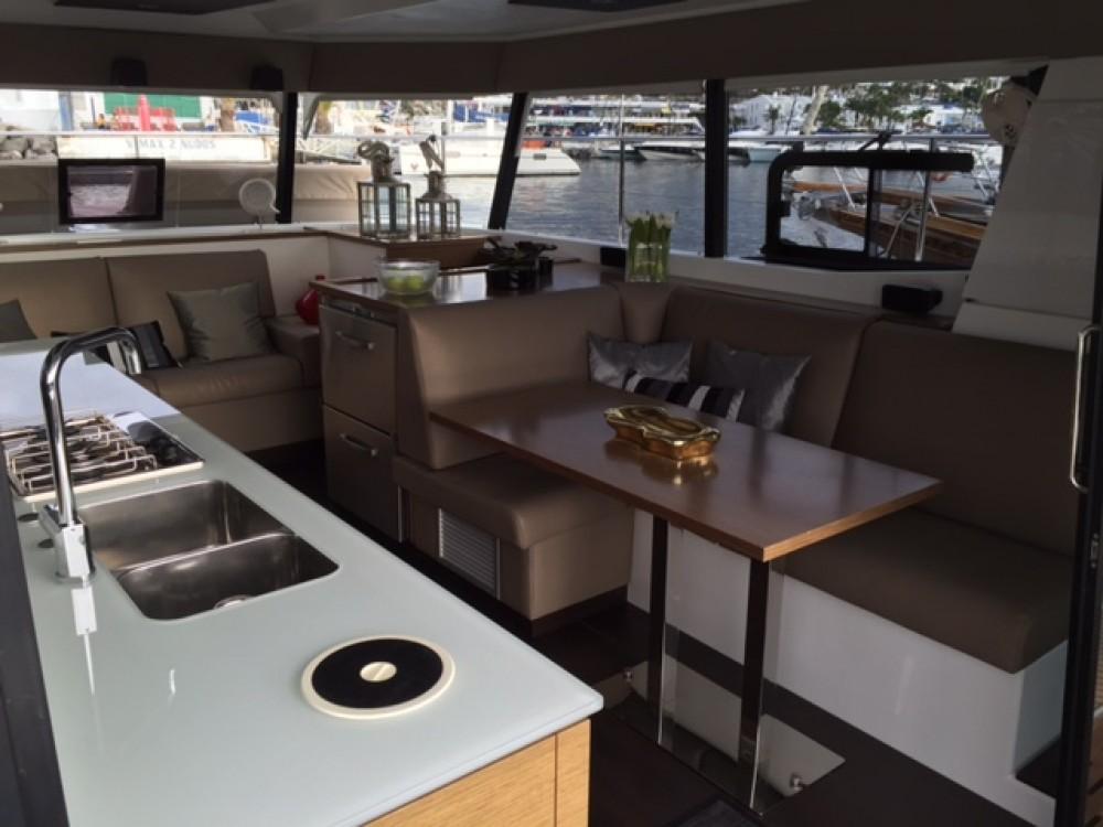 Rental Catamaran in Trogir - Fountaine Pajot My 37