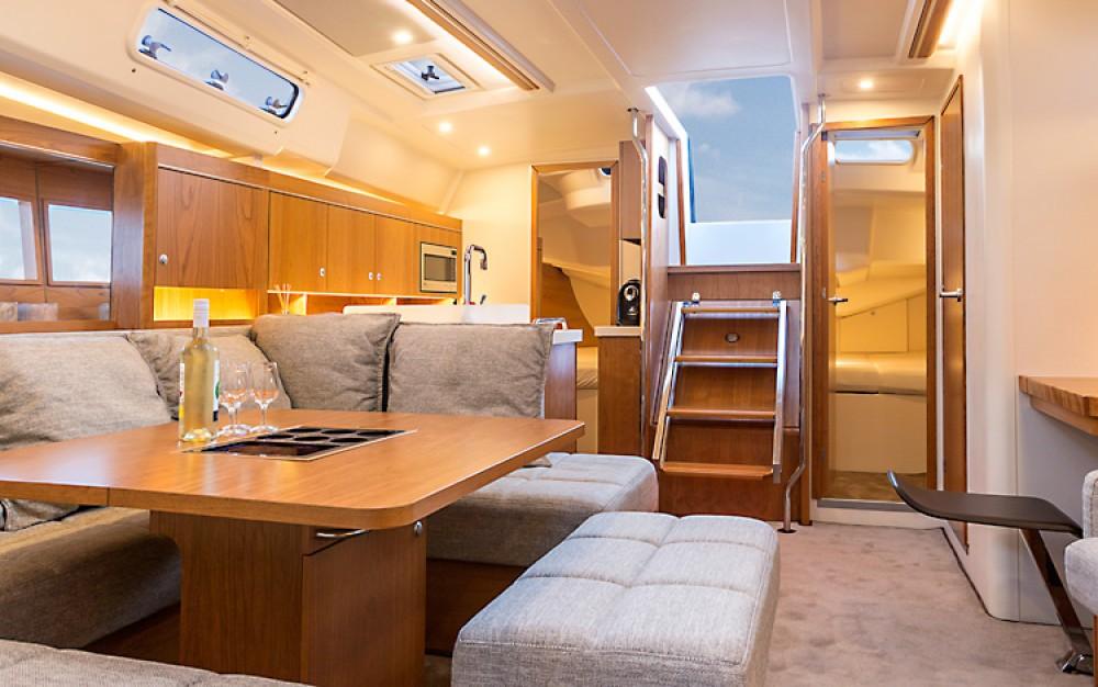 Boat rental Croatie cheap Hanse 455