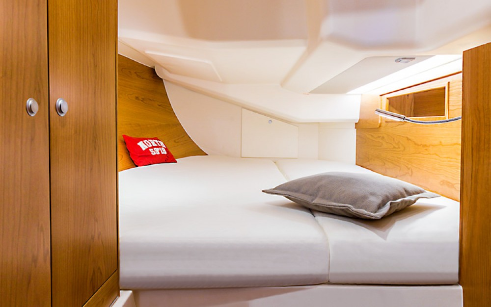 Rental yacht Croatie - Hanse Hanse 455 on SamBoat