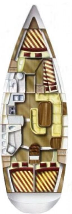 Rent a Dufour Gib Sea 43 Croatia