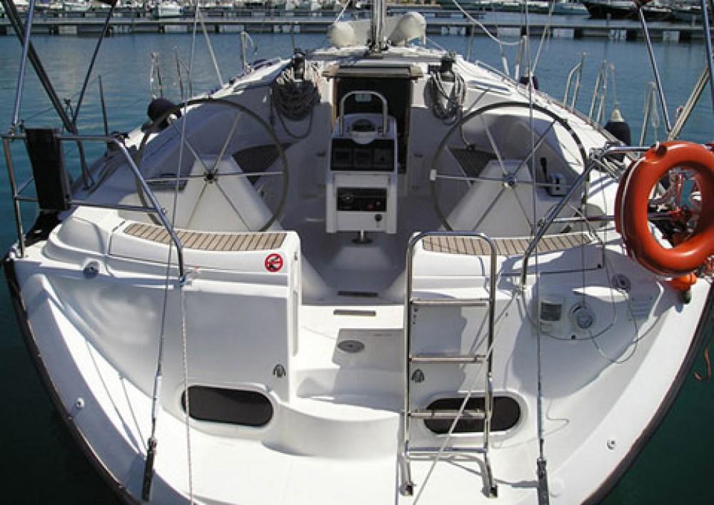 Dufour Gib Sea 43 between personal and professional Croatia