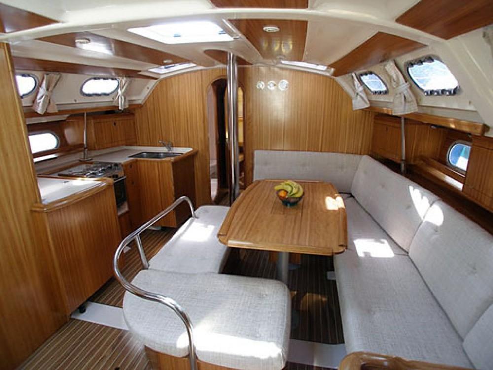 Rental yacht Croatia - Dufour Gib Sea 43 on SamBoat