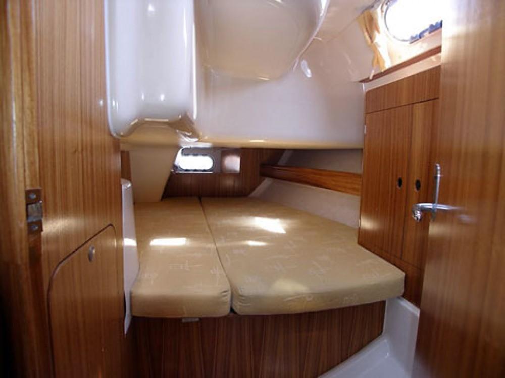 Boat rental Croatia cheap Gib Sea 43
