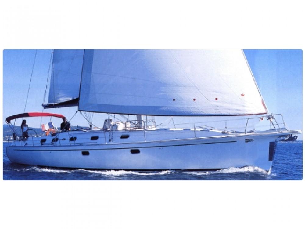 Rental Sailboat in Trogir - Dufour Gib Sea 51