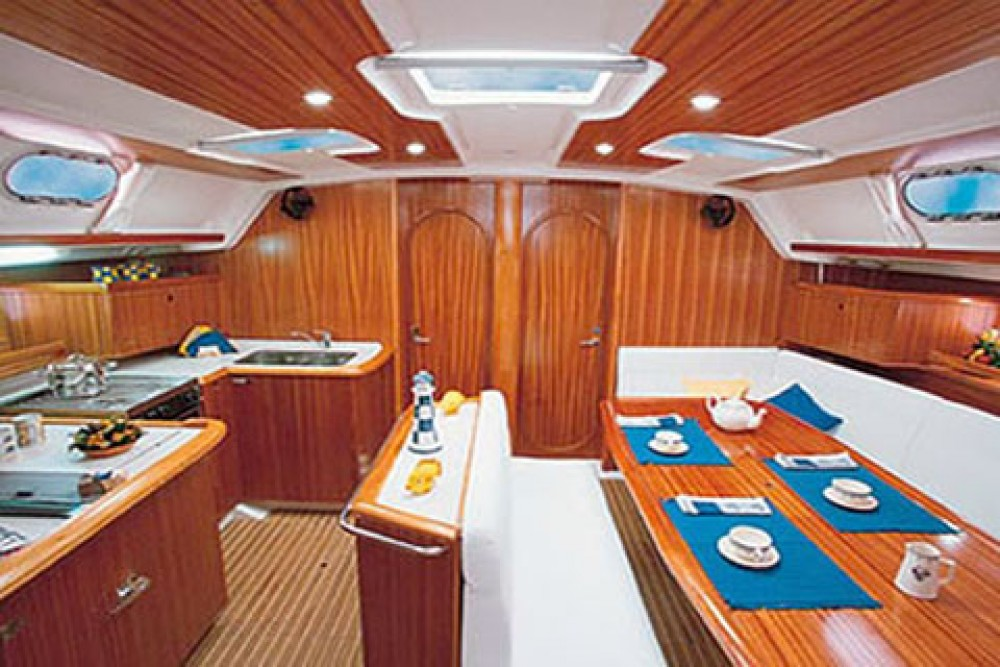 Dufour Gib Sea 51 between personal and professional