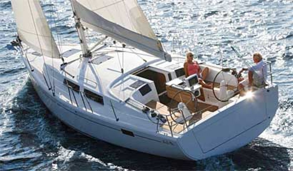 Rental Sailboat in Trogir - Hanse Hanse 415