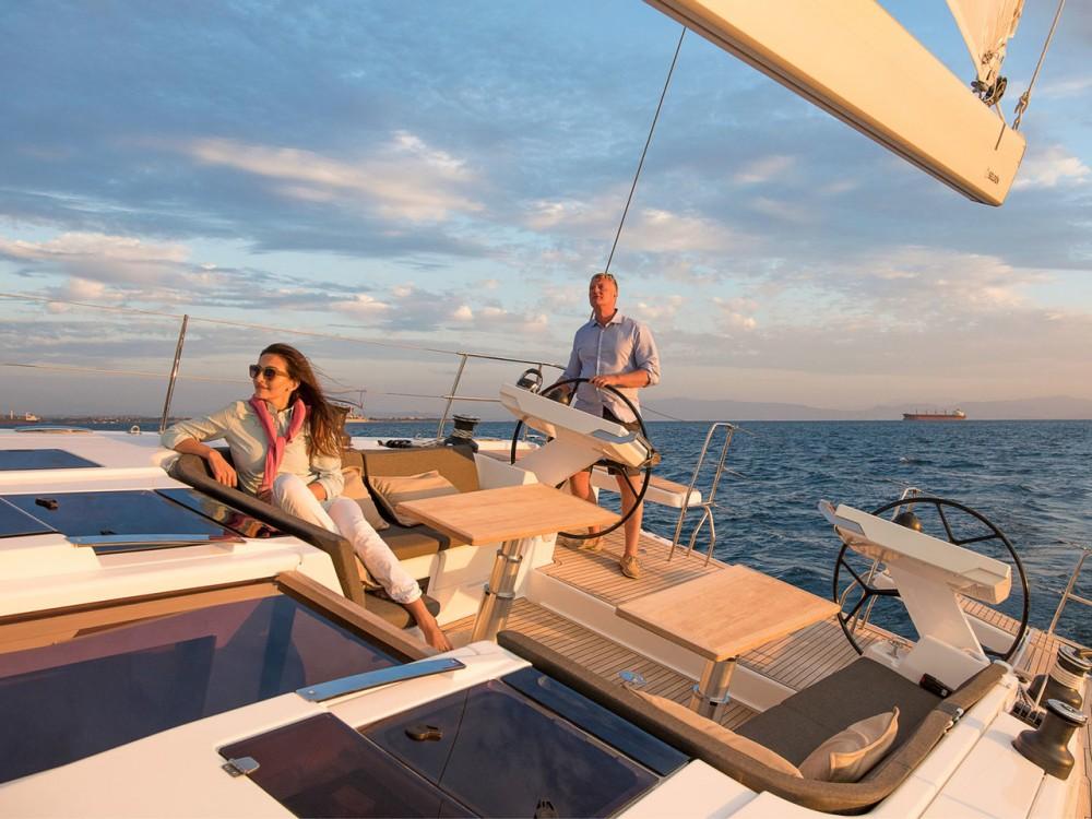 Boat rental Hanse Hanse 588 in Trogir on Samboat