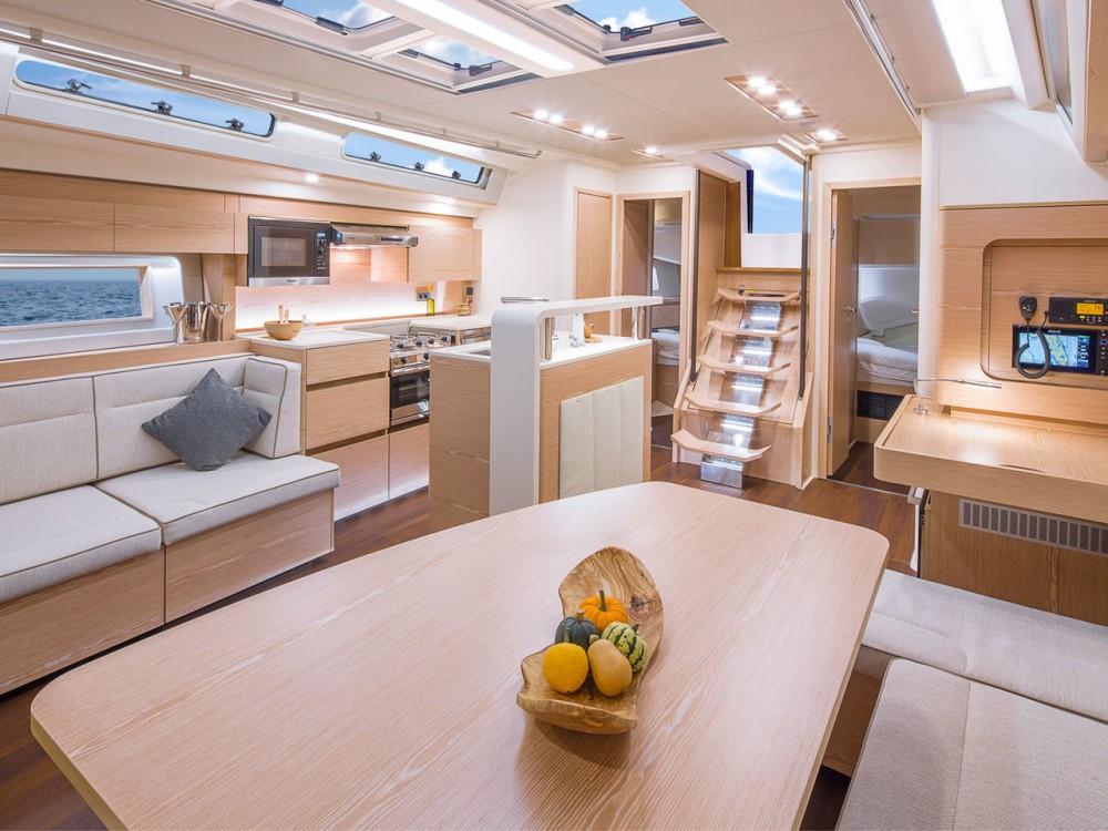 Rental yacht Trogir - Hanse Hanse 588 on SamBoat