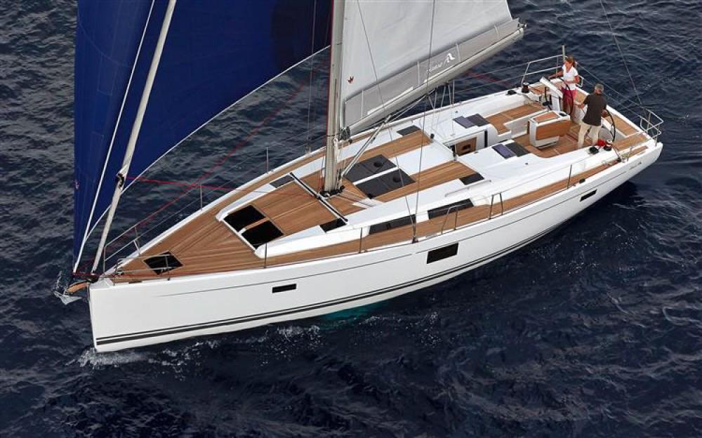 Rental yacht Croacia - Hanse Hanse 455 on SamBoat