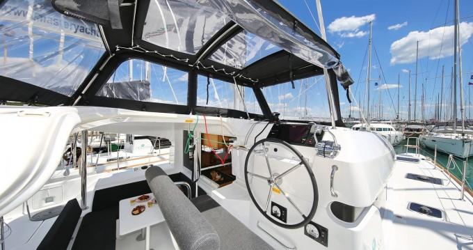 Rental yacht Biograd na Moru - Lagoon Lagoon 39 on SamBoat