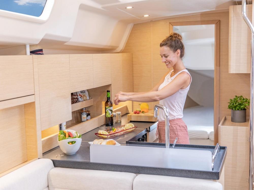 Rental yacht  - Hanse Hanse 458 on SamBoat