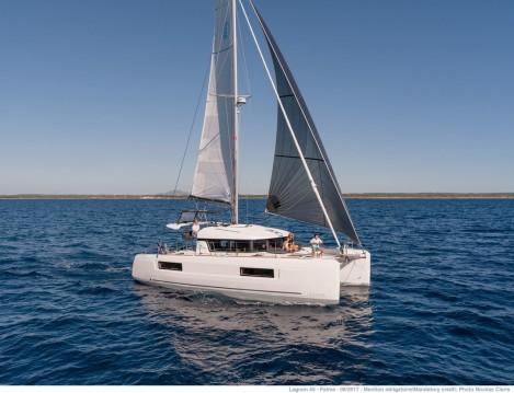 Boat rental Biograd na Moru cheap Lagoon 40
