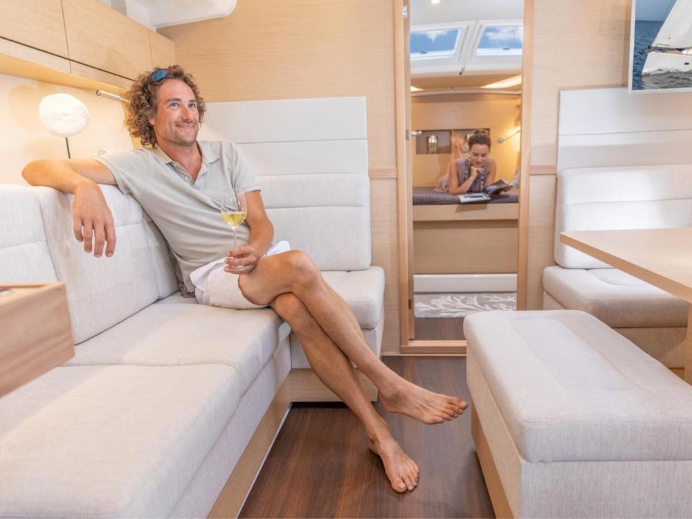 Rental yacht Peloponnese - Hanse Hanse 458 on SamBoat