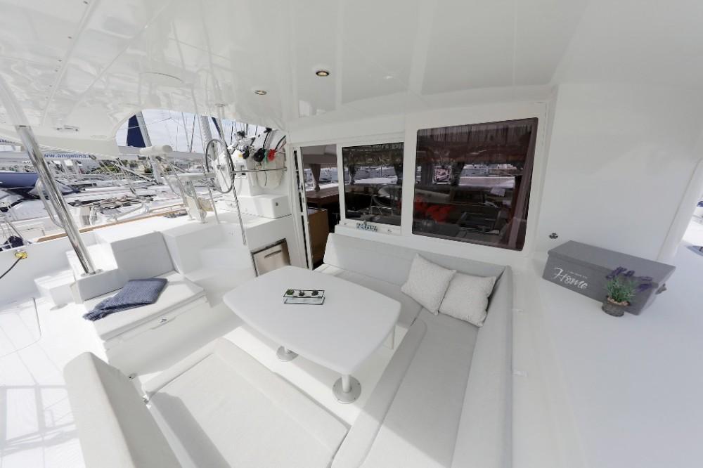 Rental yacht Općina Sukošan - Lagoon Lagoon 400 S2 on SamBoat