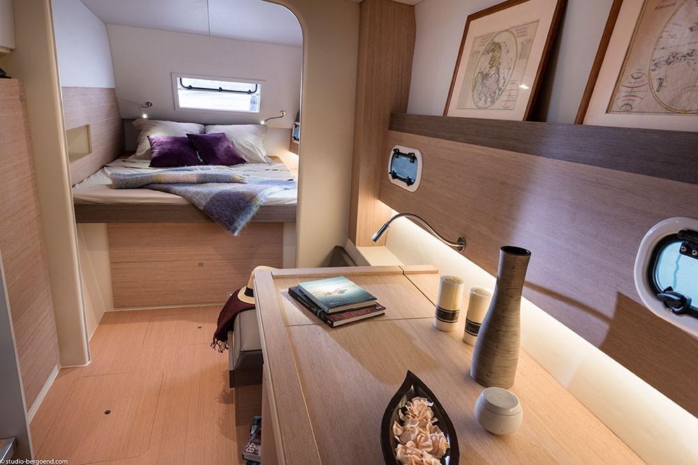 Rental yacht  - Catana Bali 4.0 - 4 cab. on SamBoat