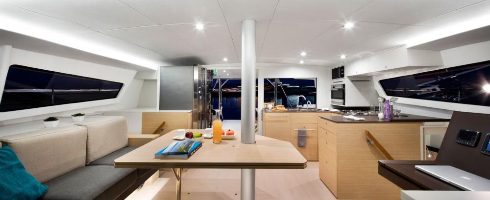 Rental yacht Rogoznica - Catana Bali 4.5 - 4 + 2 cab. on SamBoat