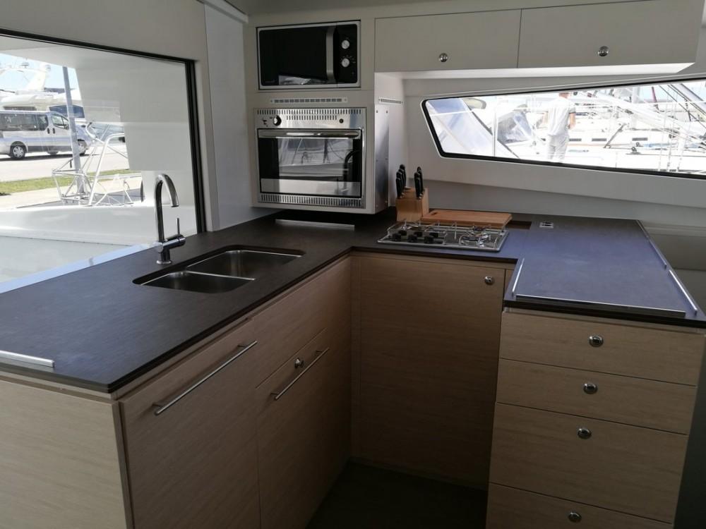 Rental yacht Šibenik - Catana Bali 4.5 - 4 + 2 cab. on SamBoat
