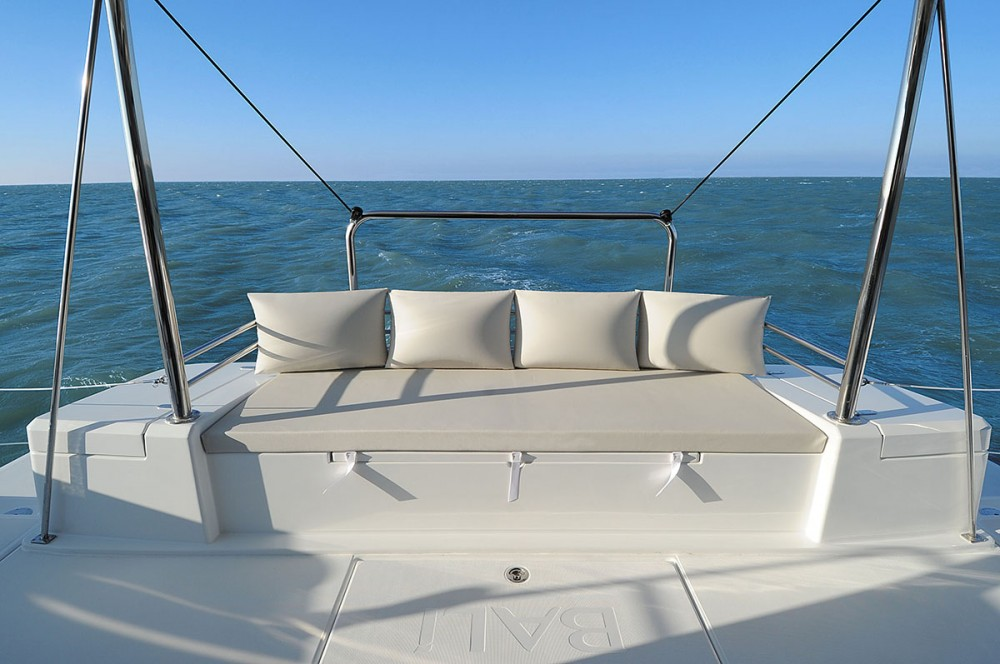 Rental yacht Croatia - Catana Bali 4.1 - 4 cab. on SamBoat