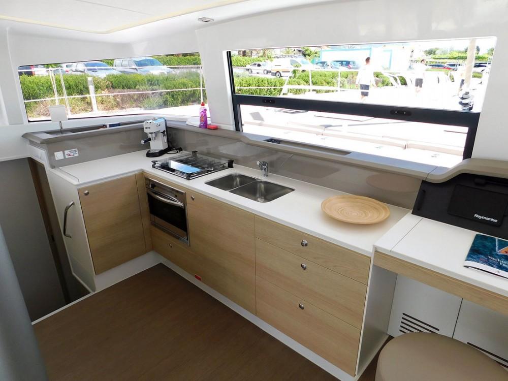 Rental yacht  - Catana Bali 4.3 - 4 + 2 cab. on SamBoat
