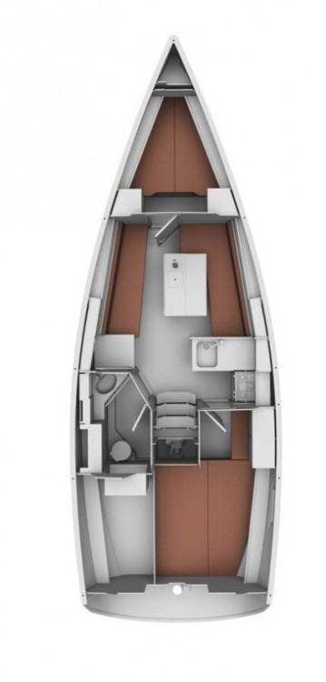 Bavaria Cruiser 32 between personal and professional