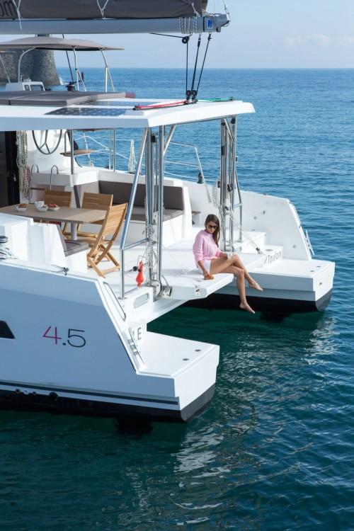 Boat rental Croatia cheap Bali 4.5 - 4 + 2 cab.