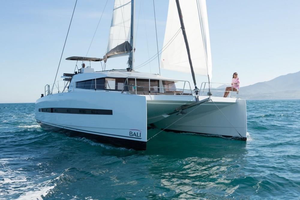 Rental yacht Croatia - Catana Bali 4.5 - 4 + 2 cab. on SamBoat