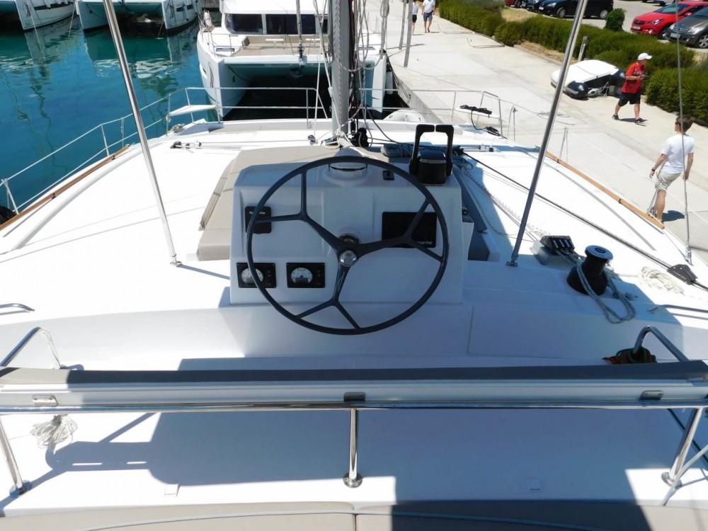 Rental Catamaran in Croacia - Catana Bali 4.5 - 4 + 2 cab.