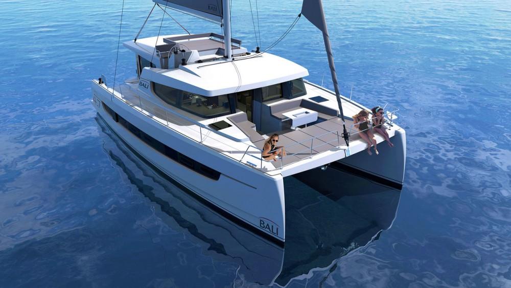 Boat rental Croatie cheap Bali 4.8 - 5 cab.
