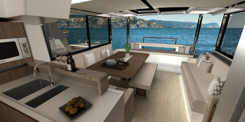 Catana Bali 4.8 - 5 cab. between personal and professional Croatie