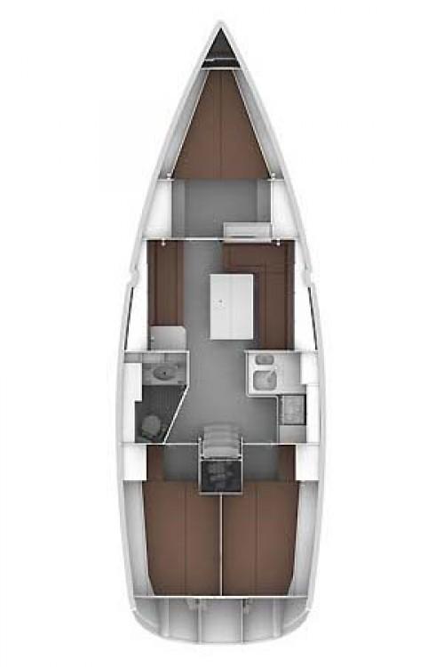 Boat rental Općina Sukošan cheap Cruiser 36