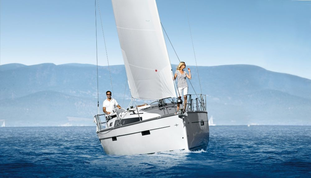 Bavaria Cruiser 37 between personal and professional Šibenik