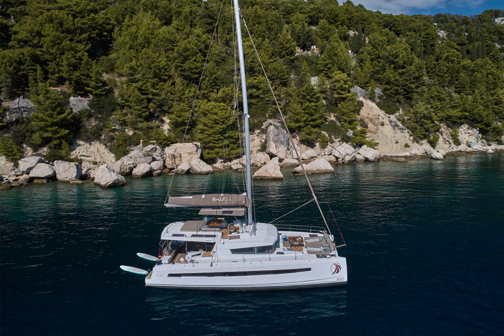 Rental yacht Kroatien - Catana Bali 5.4 Open Space - 5 cab. on SamBoat