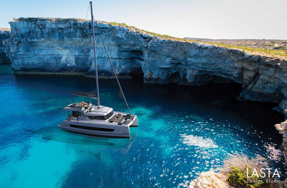 Rent a Catana Bali Catspace Croatia