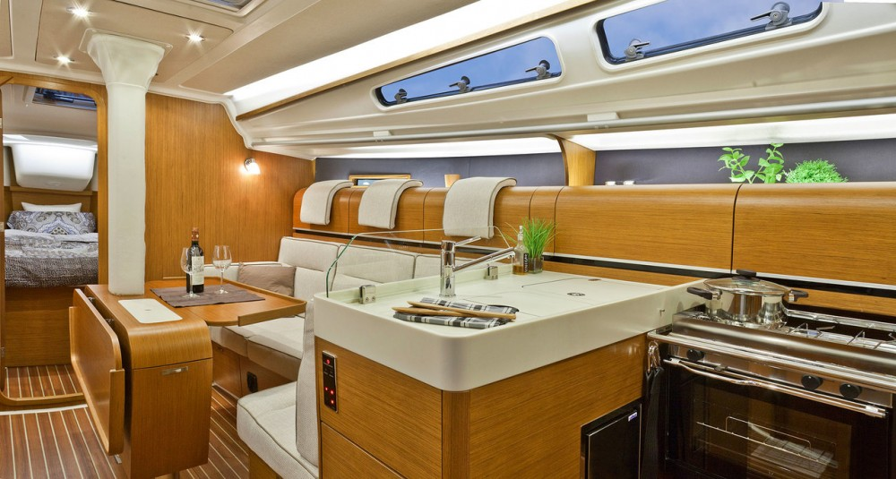 Rental yacht  - Dehler Dehler 38 on SamBoat