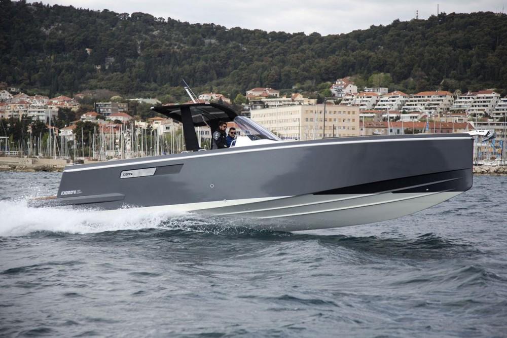 Boat rental Fjord-Boats Fjord 36 Open in Croatie on Samboat