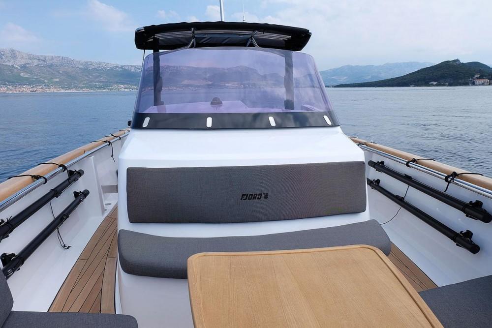 Rental yacht Croatie - Fjord-Boats Fjord 36 Open on SamBoat