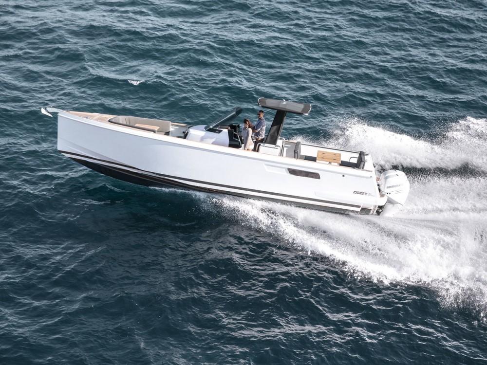 Rental yacht Croatia - Fjord-Boats Fjord 38 Express on SamBoat