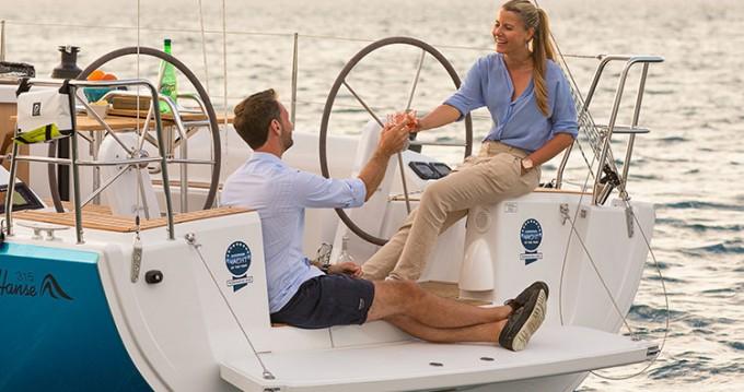 Rental yacht Croatia - Hanse Hanse 315 on SamBoat