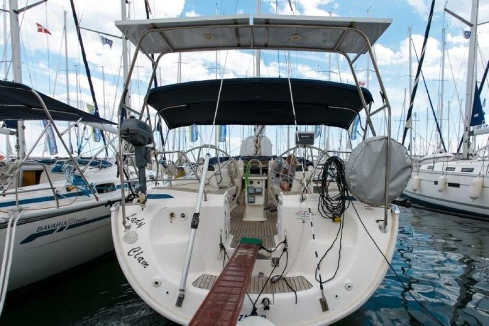 Boat rental Split cheap Cruiser 42