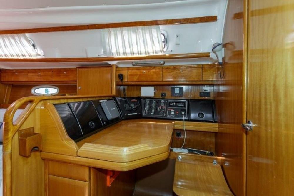Bavaria Cruiser 42 between personal and professional Split
