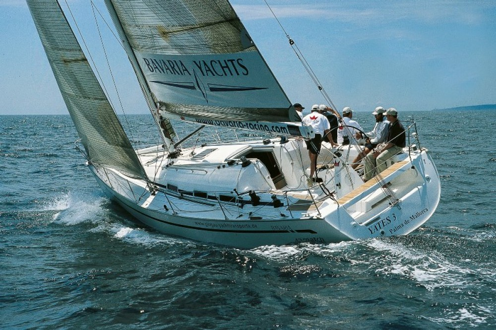 Boat rental Split cheap Bavaria 42 Match