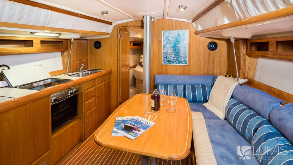 Boat rental Split cheap Bavaria 42 Match