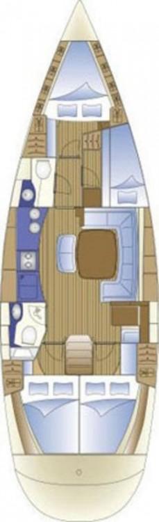 Rental yacht Grad Rijeka - Bavaria Bavaria 44 on SamBoat