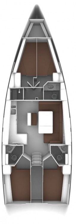 Bavaria Bavaria Cruiser 46 - 4 cab. between personal and professional Balearic Islands